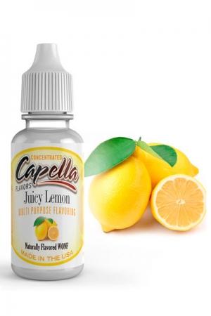 Capella Juicy Lemon - Сочный Лимон