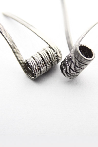Tripple Parallel Fused Clapton 0,12 over 3x0,4) for RDA's
