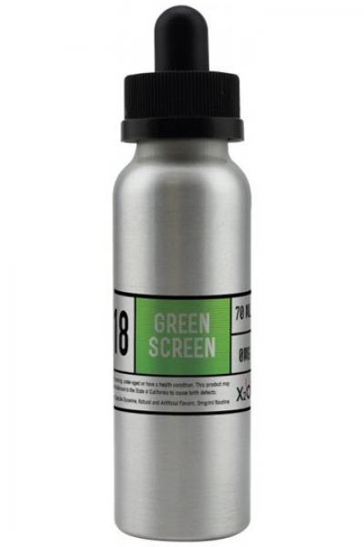 Жидкость Green Screen 70мл