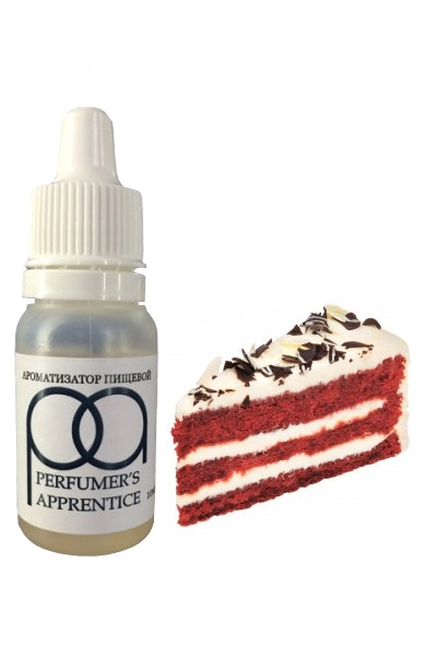 Ароматизатор TPA  Red Velvet Cake - Фруктово-шоколадный десерт с ванильным кремом и глазурью