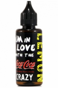 Жидкость I`m in Love with the Coca-Coca Lemon 50 мл